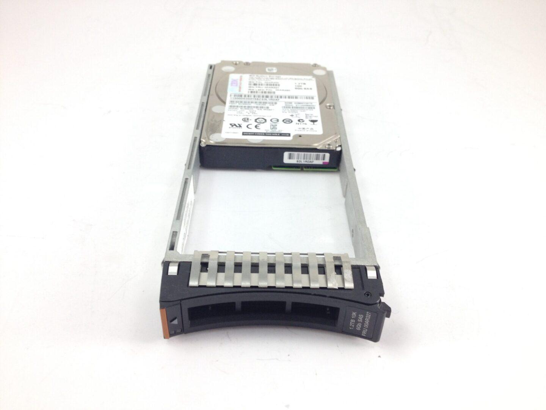 An IBM 00AR327 1.2TB SAS 10K SFF 2.5″ HDD