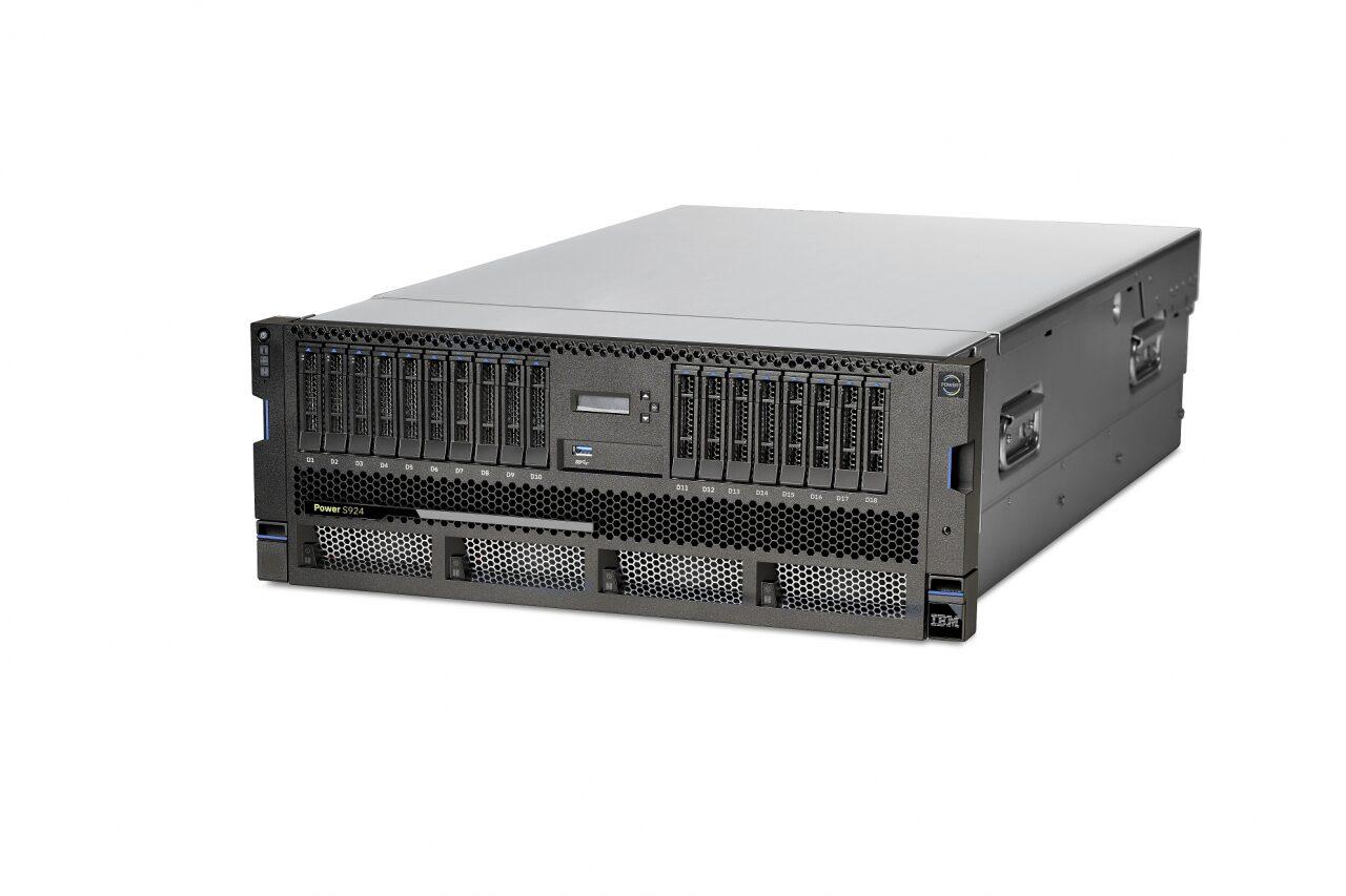 IBM 9009-42A Power System Server S924