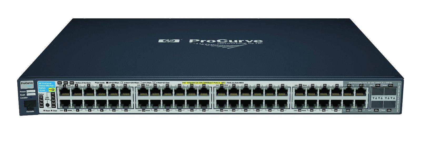 HPE J9148A 48-Port Switch